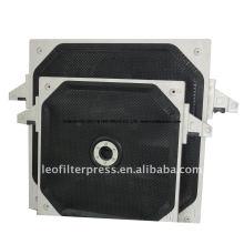 Membranfilterpresse, Membranfilterpresse mit Mischpackung von Leo Filter Press