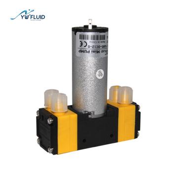 12V 24V Mikrobürsten-Membranpumpe Haushalt 1200ml/min
