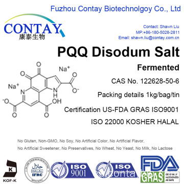 Contiene PQQ Disodium Salt Stable Quality
