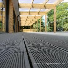 Hohe Qualität Niedriger Preis Durable und Waterproof Outdoor Wood WPC Terrassendielen
