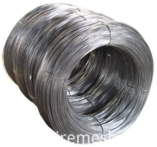 2.2mm Low Carbon Steel Wire Galfan Wire