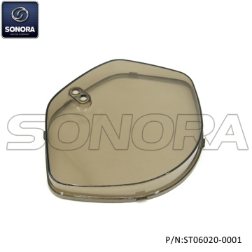 ZNEN SPARE PART ZN50T-30A Riva Speedometer κάλυμμα με καφέ χρώμα (P / N: ST06020-0001) κορυφαίας ποιότητας