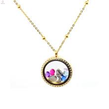 Fashion18kgp подгонянные цепи ожерелье роло