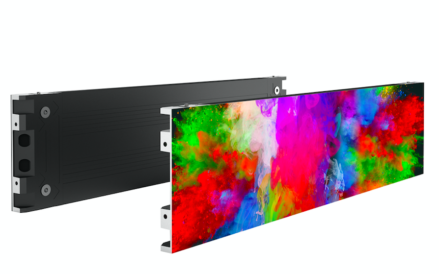 led wall board