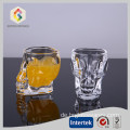 50ML Crystal Skull Head Shot Glas Tasse