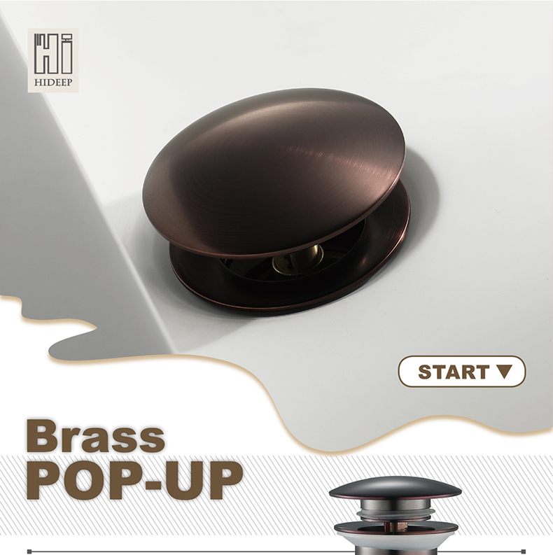 Basin Pop Up Drain