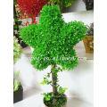 ИУ новый декоративный искусственный топиарий дерево лист