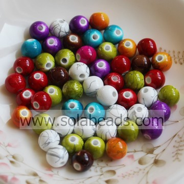 Hottest 8mm Bracelet Round Smooth Tiny beads