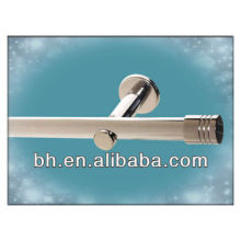 chrome plate finials,pvc pipe chrome,stainless steel pole,motorized curtain track