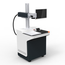 Laserbeschriftungsmaschine für Metall