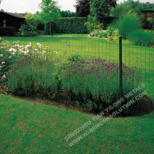 Dutch Wave PVC Wire Mesh Fence