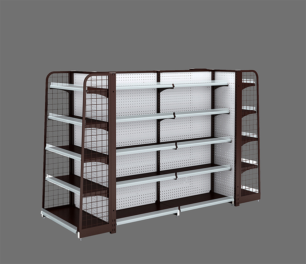 Shop Gondola Shelving