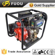 Hohe Effizienz 178f 2inch Diesel Wasser Pumpe für die Landwirtschaft verwendet