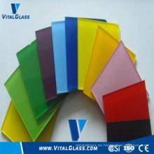 3mm, 4mm, 5mm Cristal pintado del color