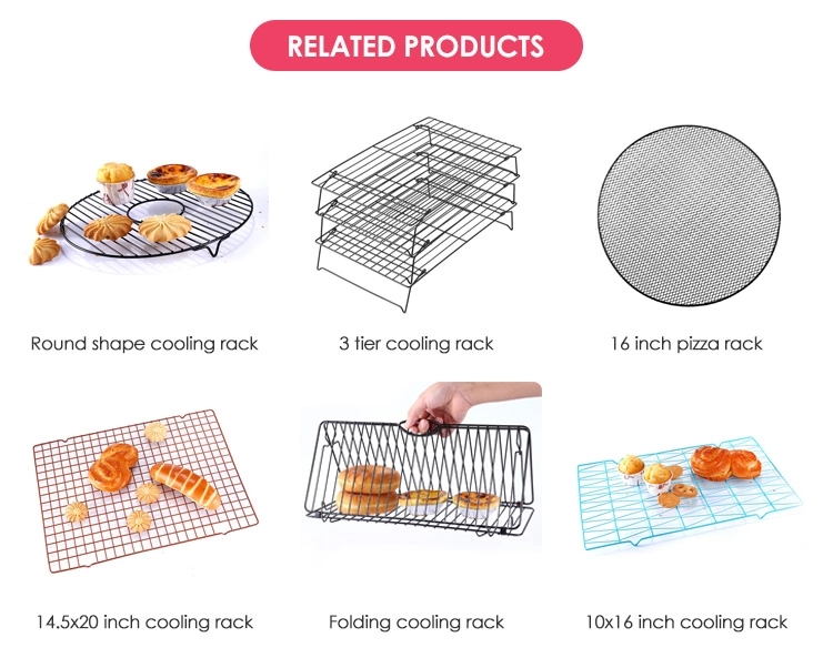 Stainless Steel Baking Cooling Rack