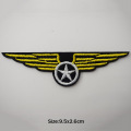 Star Rank Grade Army Emblem Eisenstickpatches
