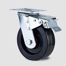 Rouleau à haute résistance à la chaleur à double frein à double pédale (KHX3-H13-A)