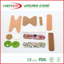 HENSO adesivo de fita esterilizada personalizado impresso Band Aid