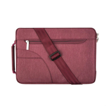 Aangepaste Sling Sleeve Smart laptoptas 15,6 inch