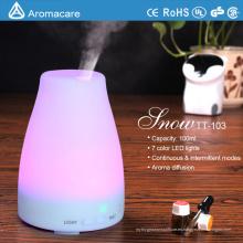 Venta caliente de Aromacare en humidificador de aroma amazónico con luz colorida