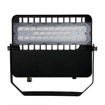 100W LED Flood Light Housing Värmesänka