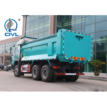 Camion benne 40-50T Howo A7 371hp