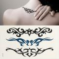 Temporary Tattoo Sticker, Mini Body Fake Sticker,Supply Different Pattern