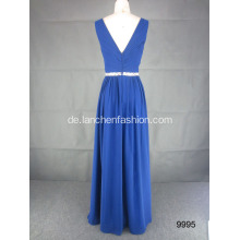 Frauen Prom Kleid Chiffon Brautjungfer