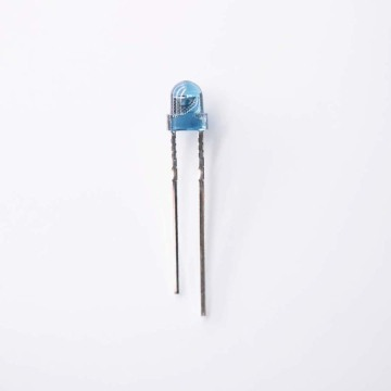 1050nm infrarrojos LED 3mm LED azul lente H4.5mm