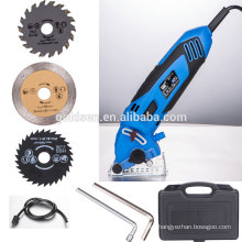 55mm 400w Portable handheld Multifunction Oscillating Vibrating Power Electric Mini Circular Saw