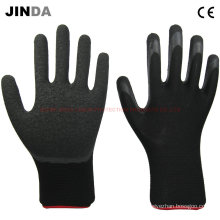 Латексные защитные перчатки из нейлоновой оболочки (LS218)