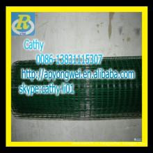 ПВХ покрытия Сварные сетки сетки / оцинкованной железной сетки (прямой завод)