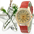 Rhinestone Quartz Watch for Women