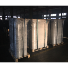 Cylindre de gaz en aluminium de haute qualité