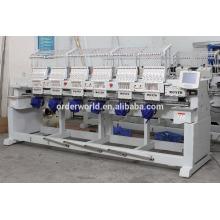 High Speed Chenille/Chain Stitch Embroidery Machine