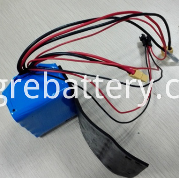 4.4Ah battery pack