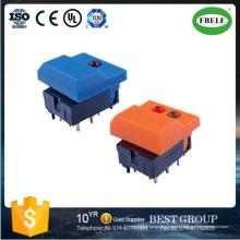 Interruptor de botón pulsador de interruptor pulsador de alta calidad (FBELE)