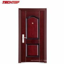 TPS-040A Portes battantes à une porte avec porte en acier inoxydable
