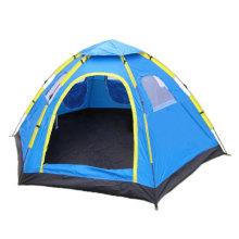 Randonnée extérieure de tente de camping coupe-vent imperméable de double couche