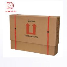 Fabrik direkt angepasste Größe Quadrat Obst Display Karton Box