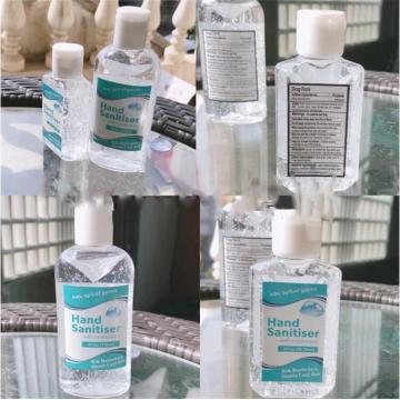 Hand Cleansing Portable Hand-sanitizer Cepat Kering
