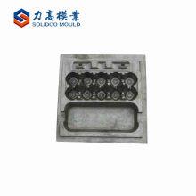 Bandejas de ovo de plástico moldar molde de injeção de recipiente de ovo