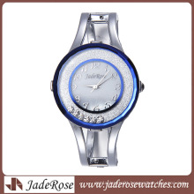 Promotion Waterproof and Fashion Bracelet Alloy Watch
