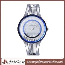 Продвижение Водонепроницаемый и мода Браслет сплава часы