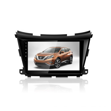 Yessun 10,2-дюймовый автомобильное аудио для Nissan Murano (HD1071)