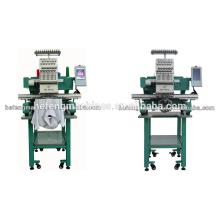 Computergesteuerte Einzelkopf-Schlauchstickmaschine, 12 Nadeln