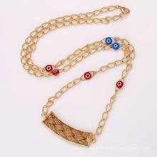 41932- Collar de Cadena Suéter Perla Xuping Joyería