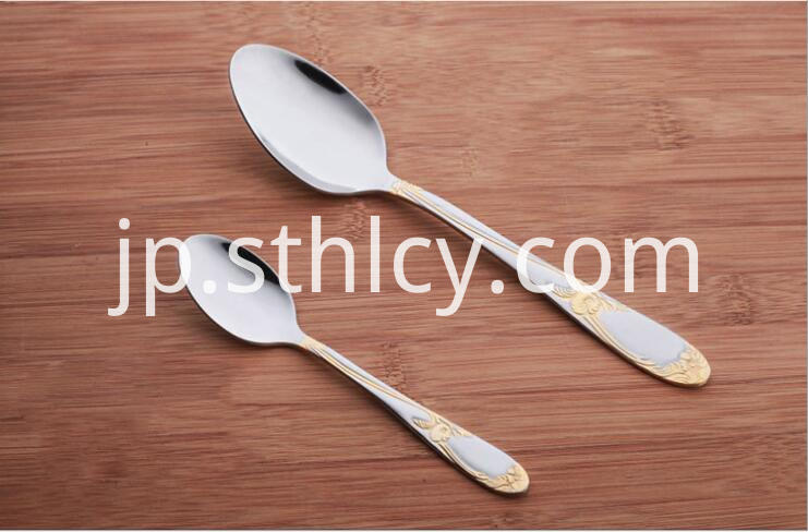 Stainless Steel Tableware Set