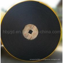 Общего назначения хлопка холст резиновой ленточный конвейер