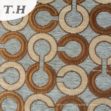 2017 Three Color Chenille Jacquard Circular High-Grade Fabric Sofa